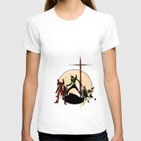 neon genesis evangelion T-shirts featuring Neon Genesis Evangelion - Hill Top by kamonkey