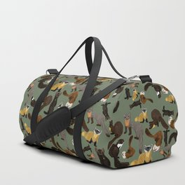Martens of the World #1 Duffle Bag