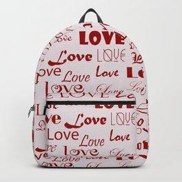 Eternal love Backpack