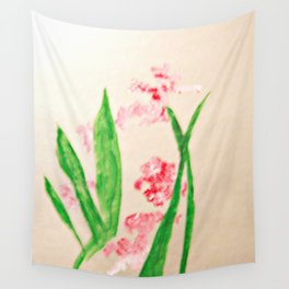 Spring Memories Wall Tapestry
