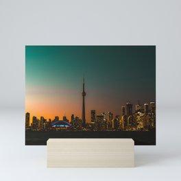 Colorful Toronto Mini Art Print