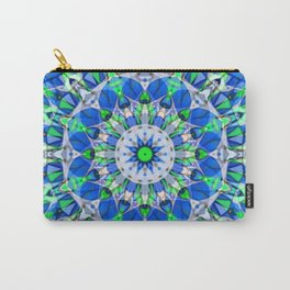 Mandala Geometric Flower G535 Carry-All Pouch
