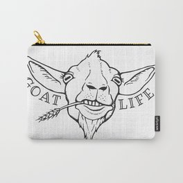 Goat Life Carry-All Pouch