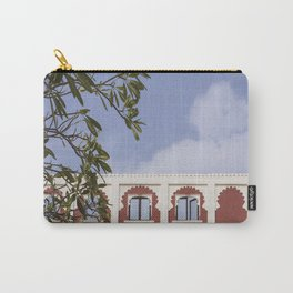 Sunny Udaipur Carry-All Pouch