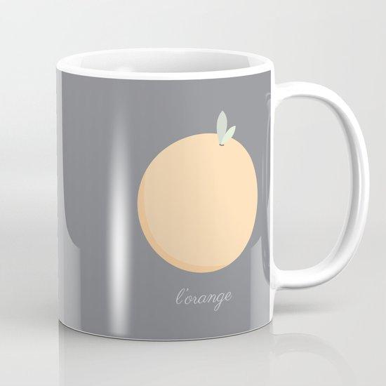 L'orange Mug