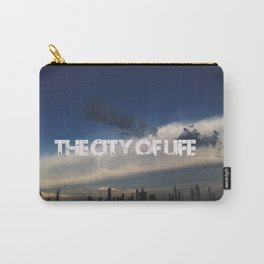 The city of life // #DubaiSeries Carry-All Pouch