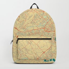 Lille Map Retro Backpack