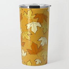 Autumn Love Travel Mug