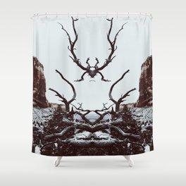 : canyon spirit : Shower Curtain