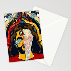 Anatomy of Jesus Stationery Cards