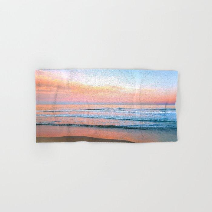 Pastel Ocean Hand & Bath Towel