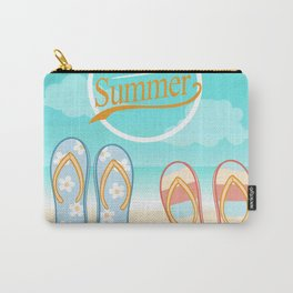 hello summer Carry-All Pouch