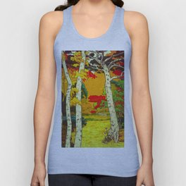 Home at Syin Unisex Tank Top
