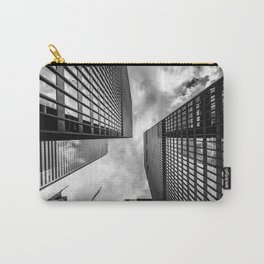 Scraping the Sky Carry-All Pouch