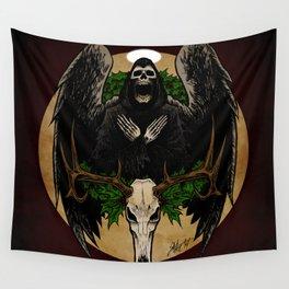 The Spirit of Creepmas Wall Tapestry
