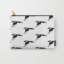 Pica Pica (magpie) many Galery Giftshop Carry-All Pouch