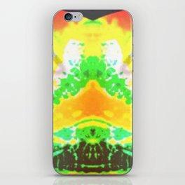 YELLOW EYES iPhone Skin