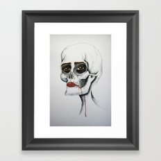 Hannah Framed Art Print