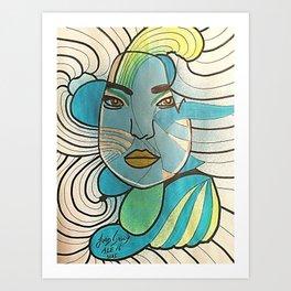 ALE 16 Art Print