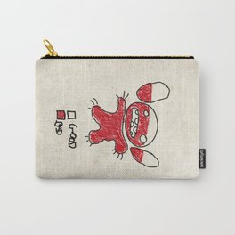 Stitch good&bad meter.... Carry-All Pouch