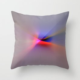 Diffused Reflection Throw Pillow