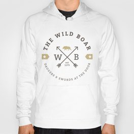 The Wild Boar Inn Hoody