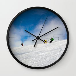 All Mine Wall Clock