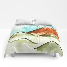 clearer air Comforters