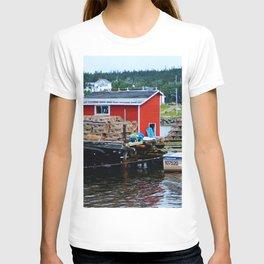 Fisherman's Shack T-shirt