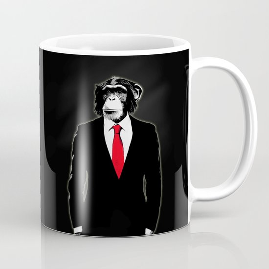 Domesticated Monkey Coffee Mug