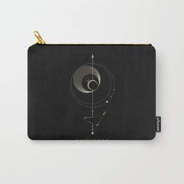 Capricorn Zodiac Constellation Carry-All Pouch