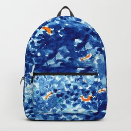Underwater #abstract #art #decor #buyart Backpack