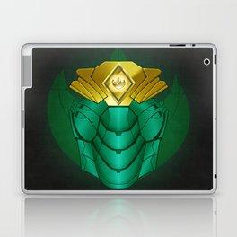 Green Iron Ranger Laptop & iPad Skin