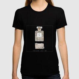 Fashion Parisian lace T-shirt