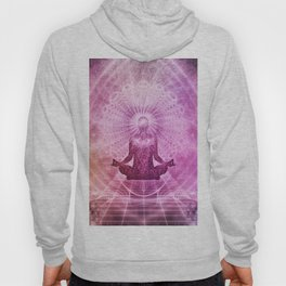 Spiritual Yoga Meditation Zen Colorful Hoody