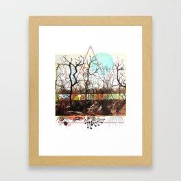 Bas Cu' Framed Art Print