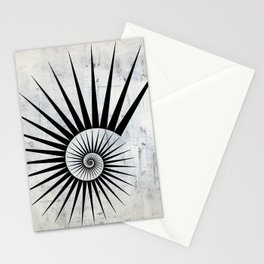 Fibonaaci Stationery Cards