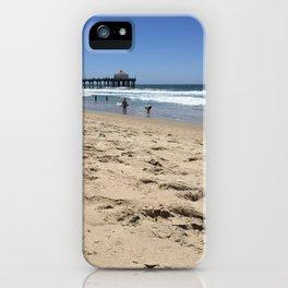 Manhattan Pier iPhone Case