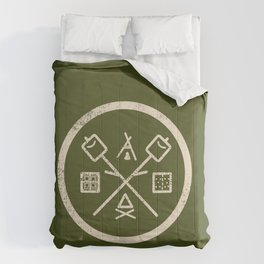 S'mores Society Comforters