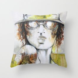 Victorielle Throw Pillow