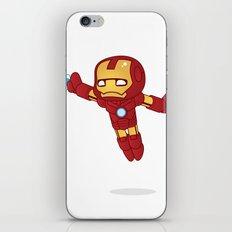 IRON MAN ROBOTIC iPhone & iPod Skin