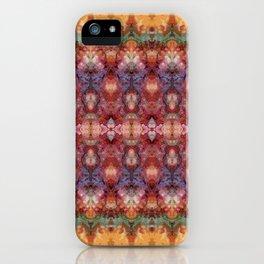 Magic Carpet Ride III iPhone Case