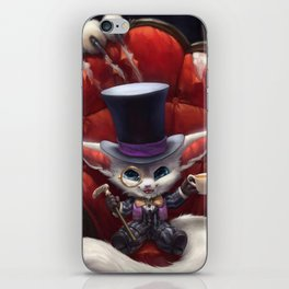 Gnar Fierce Gentleman iPhone Skin