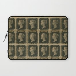 Penny Black Postage Laptop Sleeve