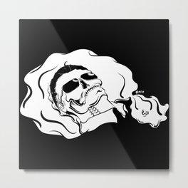 Half Past Dead Metal Print