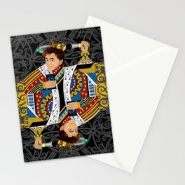 The kings of all cards Stationery Cards