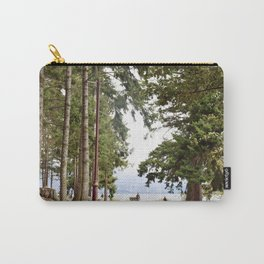 Queenstown Gardens Carry-All Pouch