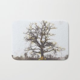 The alchemy of the tree Bath Mat
