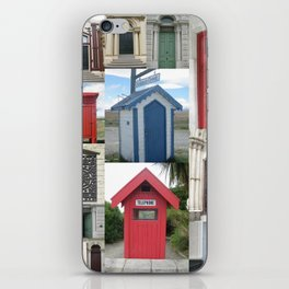 New Zealand Doors iPhone Skin