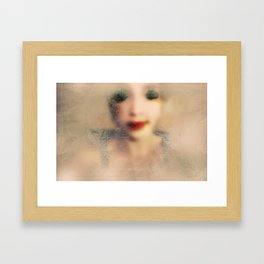 Memorie of another Life [V2 Vintage] Framed Art Print
